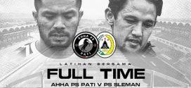 AHHA PS Pati Bawa Pemain Latihan ke Jakarta Setelah Liga Ditunda