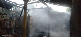 Rumah Warga Keben Tambakromo Pati Terbakar